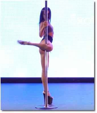 Nina Kozub guest performance by judge, St. Petersburg (20 Oct 2018)